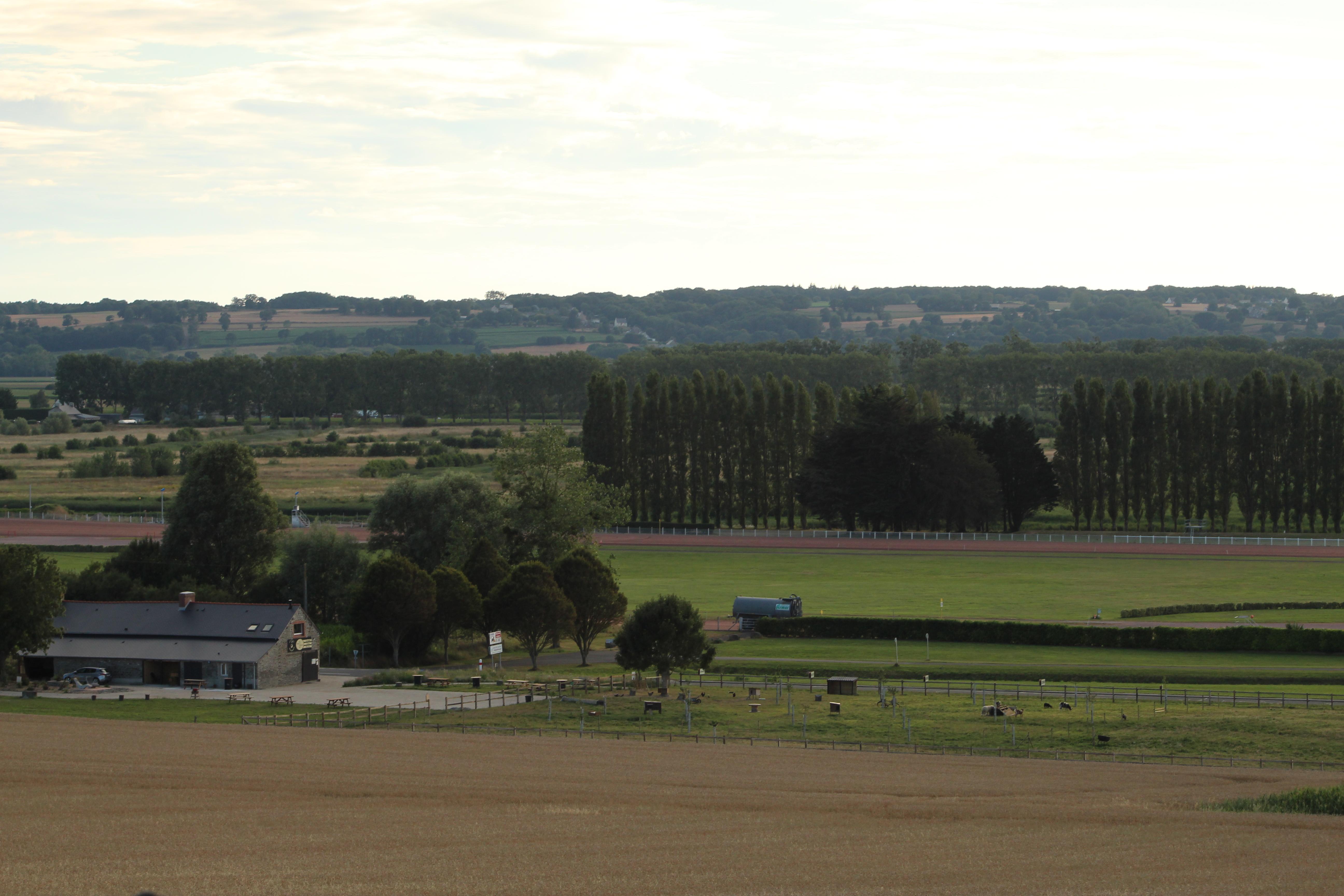 hippodrome mont saint-michel