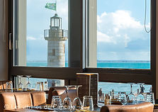 restaurant le phare cancale restaurants au mont saint-michel