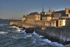 les remparts de saint-malo Broker 5.0 tourisme Mont Saint-Michel