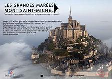 Grande marée mont saint-michel broker 5.0 tourisme Mont Saint-Michel