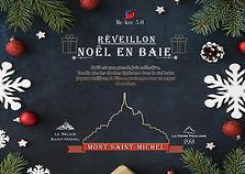 Réveillon de Noël en baie du mont saint-michel broker 5.0 tourisme Mont Saint-Michel