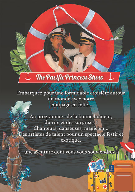 Pacifique princess broker 5.0