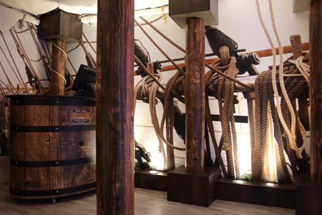Musée Maritime - entrée2