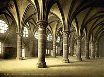 Visite de l'abbaye du mont saint-michel broker 5.0 tourisme Mont Saint-Michel