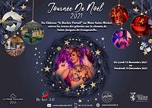 Journée de Noël au  mont saint-michel broker 5.0 tourisme Mont Saint-Michel