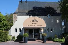 hôtel le saint-aubert groupe la mère poulard hôtels le mont saint-michel