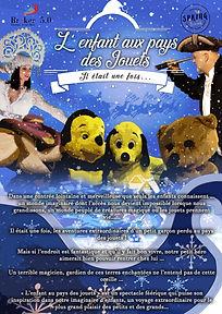 spectacle pour enfants production de spectacle mont saint-michel spectacle normandie