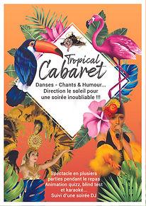 Tropical cabarer cabaret story production de spectacle mont saint-michel spectacle normandie