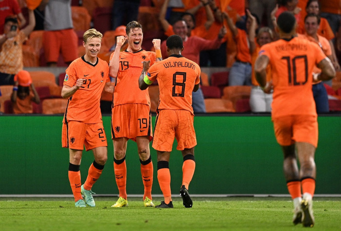 Olanda 3-2 Ucraina Euro 2020