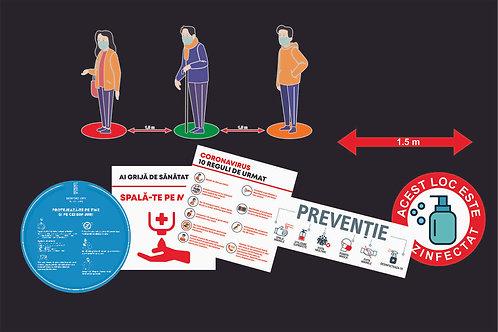 Stickere preventie