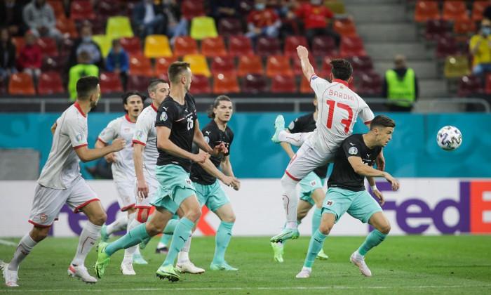 Austria 3-1 Macedonia de Nord Euro 2020