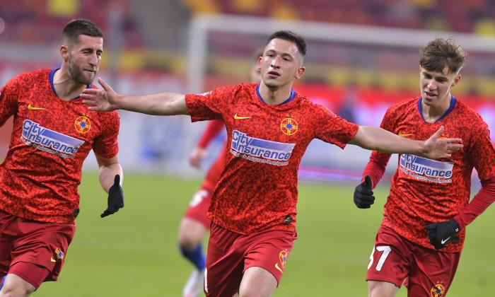 FCSB - Sahtior Karagandi
