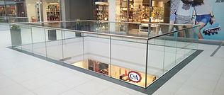 balustrade mall
