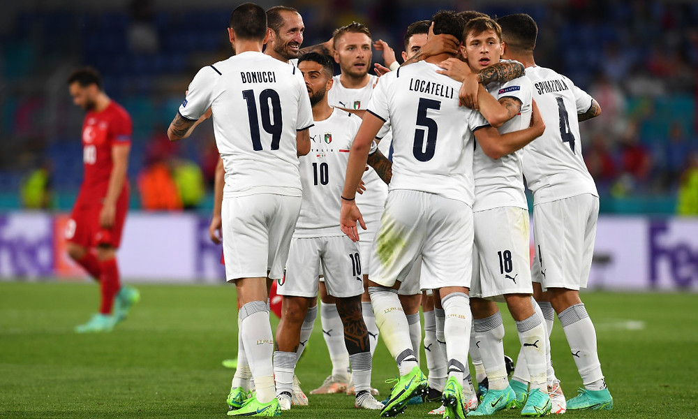 Turcia 0-3 Italia