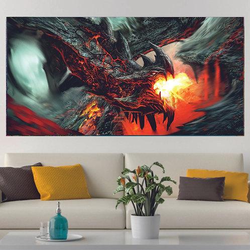 Tablou Dragon