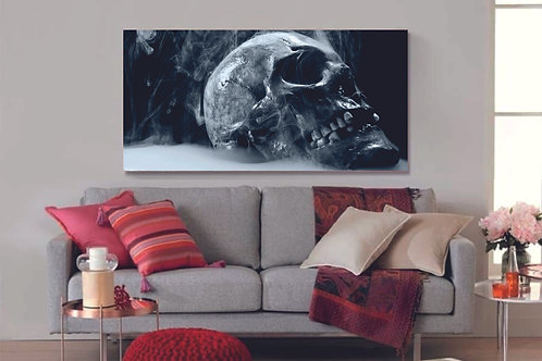 Tablou canvas personalizat Skull
