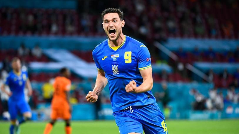 Ucraina - Macedonia Euro 2020