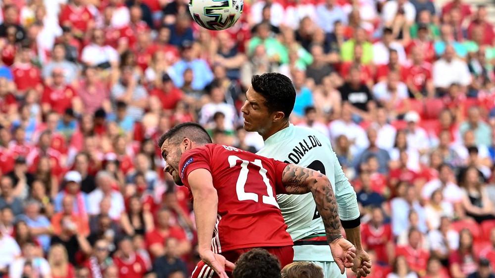 Ungaria 0-3 Portugalia Euro 2020