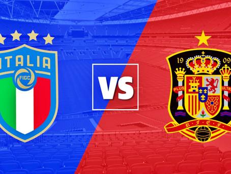 Euro 2020: Italia 2-1 Spania d.p