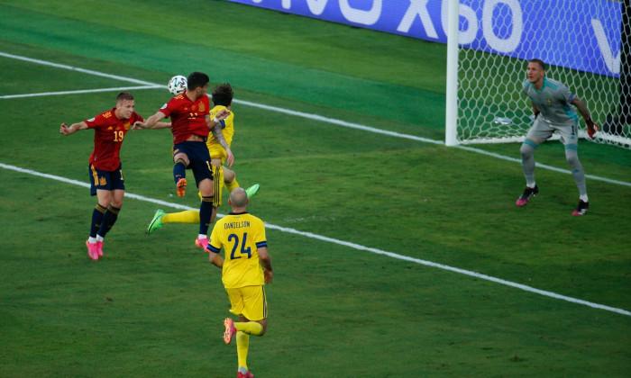 Spania 0-0 Suedia Euro 2020