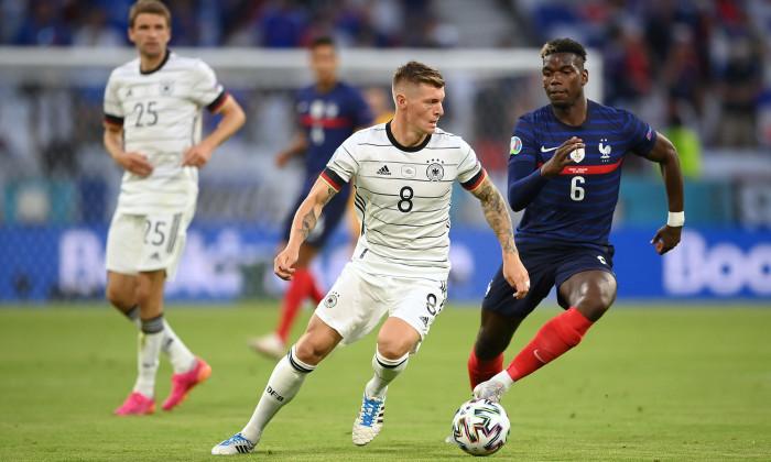 Franta 1-0 Germania Euro 2020