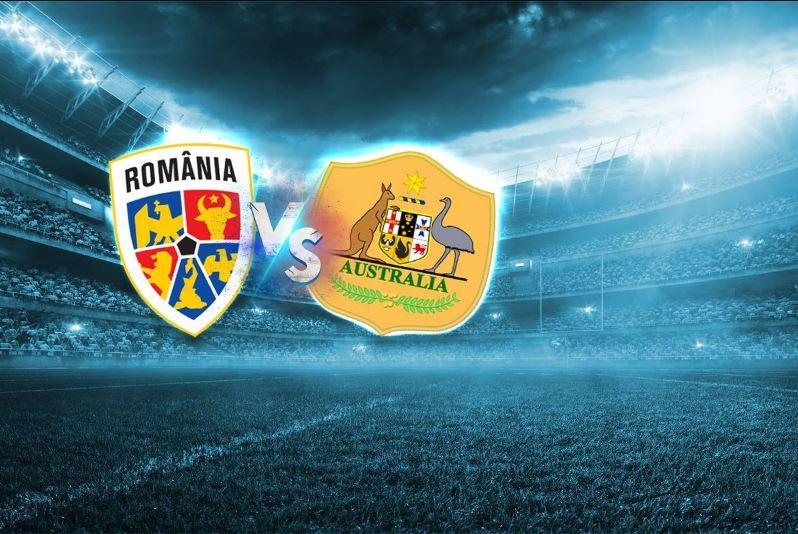 Romania - Australia u23