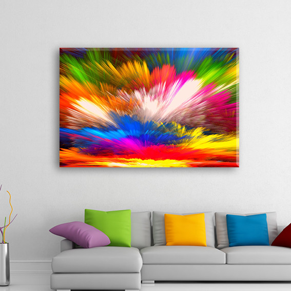 Tablouri canvas si multicanvas din panza personalizate