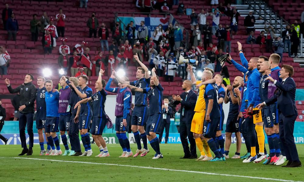 Danemarca 0-1 Finlanda