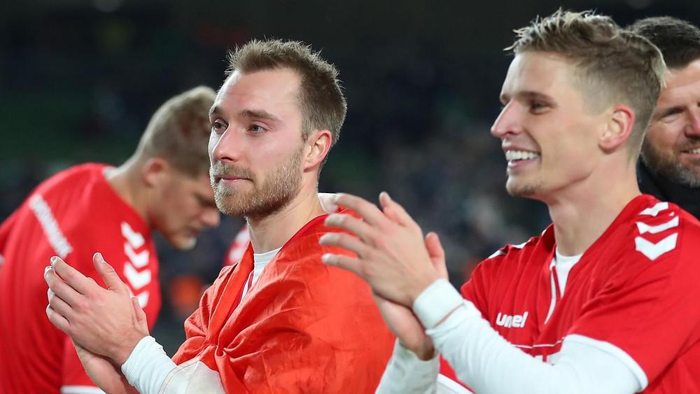 Danemarca Euro 2020
