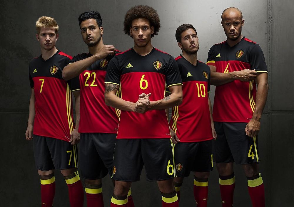 Belgia Euro 2020