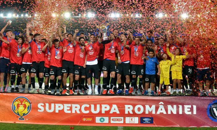 CFR Cluj - Craiova | Supercupa Romaniei