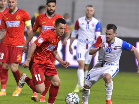FC Botosani - FCSB - Liga 1 transmisie meci