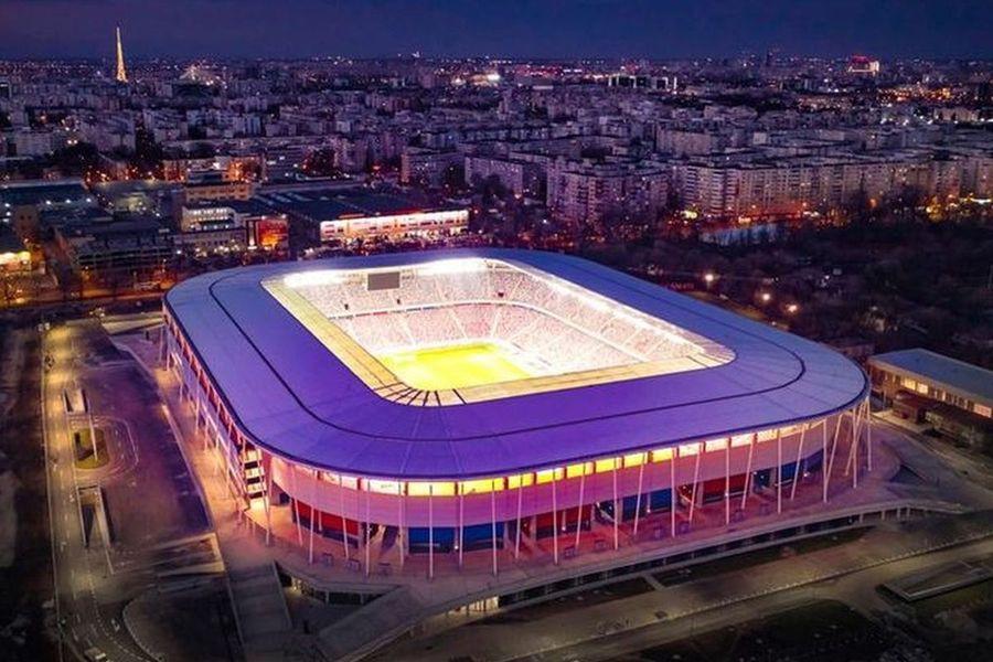 Steaua - OFK Live video