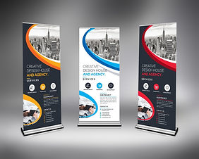 roll-up expozitional