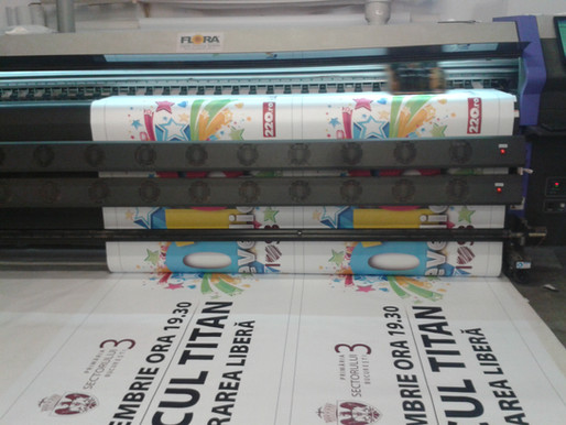 Print Mesh Publicitar - Printuri de mari dimensiuni