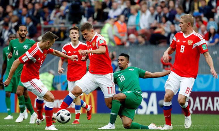 Rusia Euro 2020