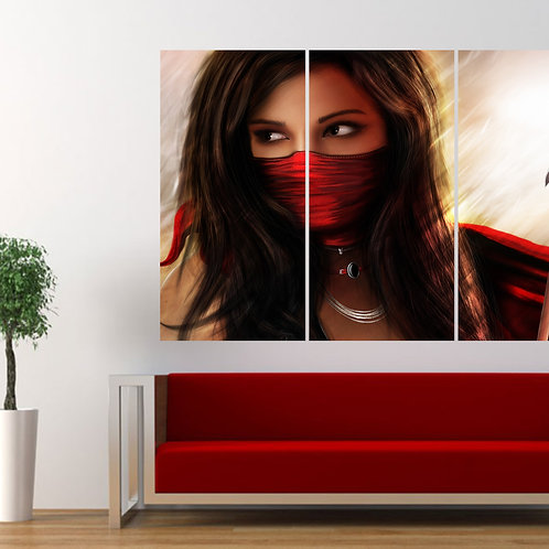 Red Lady 40x80x3buc