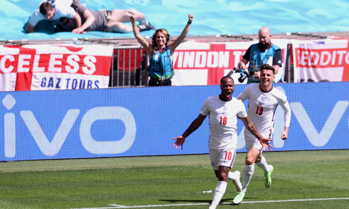Anglia 1-0 Croatia Euro 2020