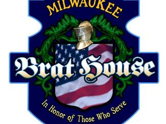 Milwaukee, ride to the show with the Milwaukee Brat House!