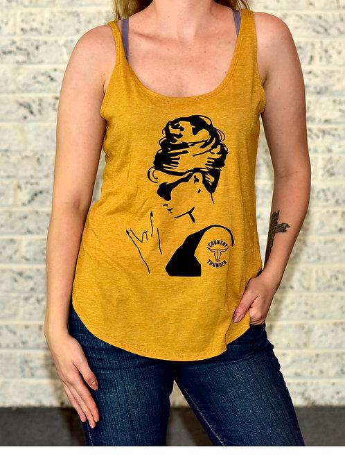 Tattoo Women's Tank Top