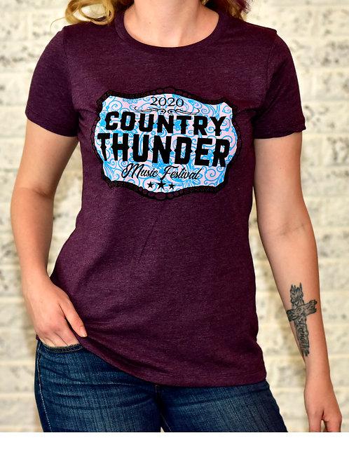 2020 Belt Buckle Women's T-Shirt