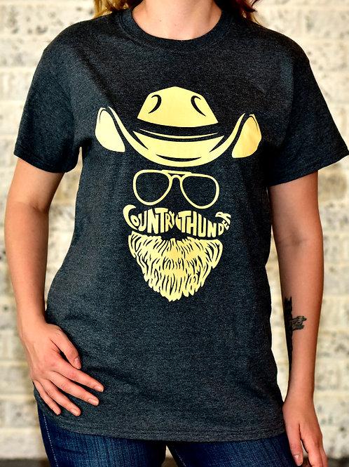 Beard and Mustache T-Shirt