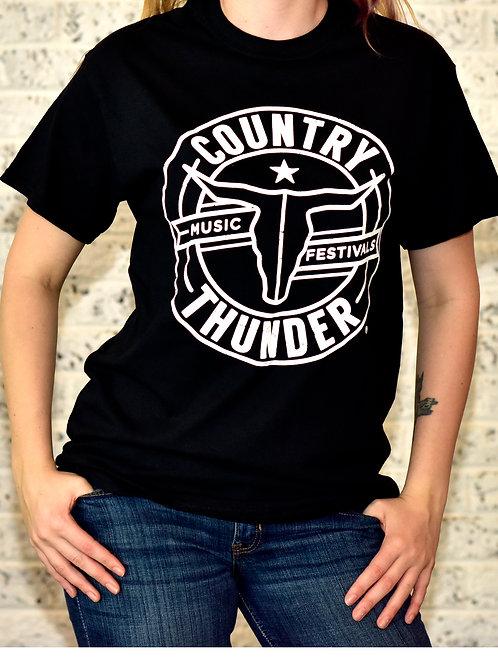 Round CT Logo T-Shirt