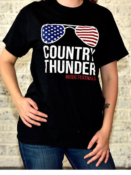 American Sunglasses T-Shirt
