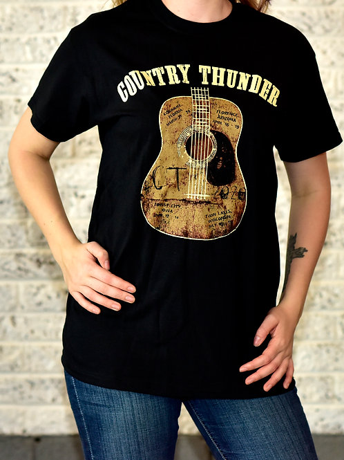 2020 Acoustic Guitar T-Shirt