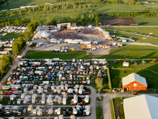 Limited Camping Still Available at Country Thunder Iowa