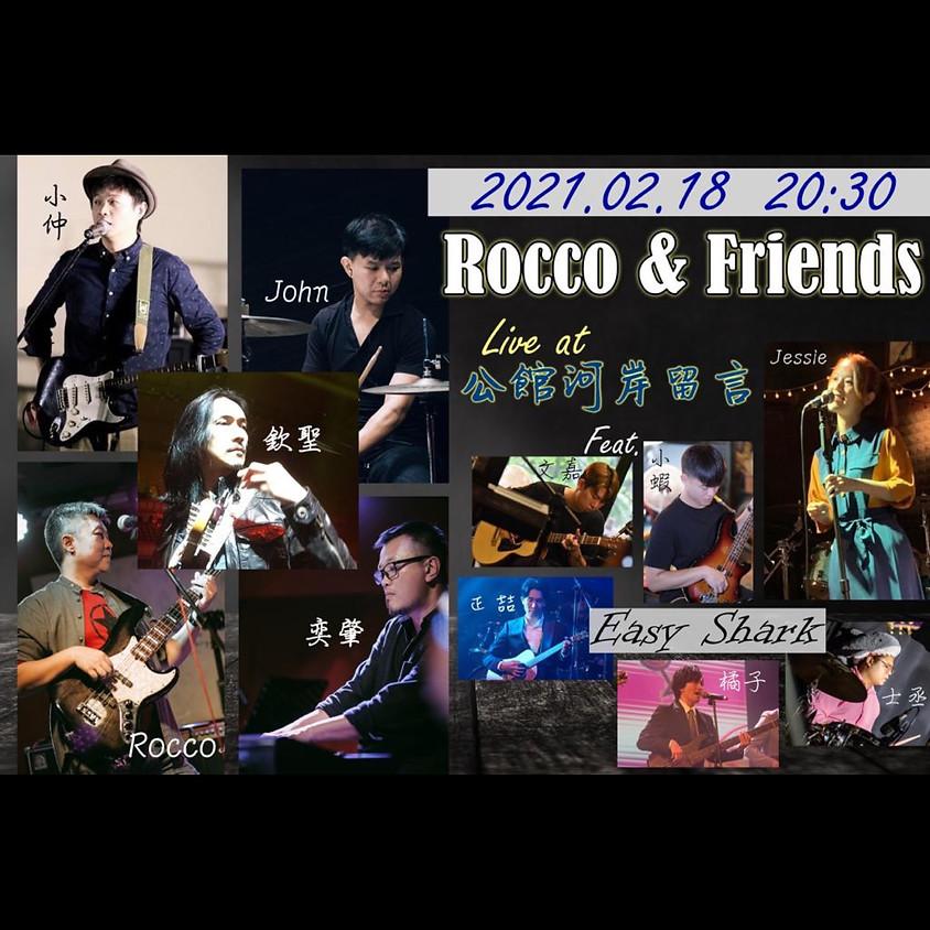 Rocco & Friends