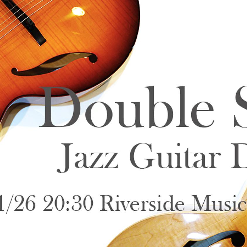Double Shot Jazz Guitar Duo