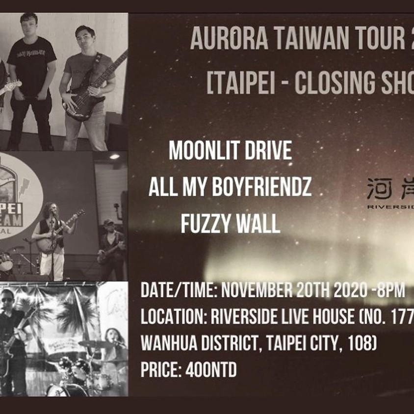 Moonlit Drive – Aurora Taiwan Tour [Closing Show]