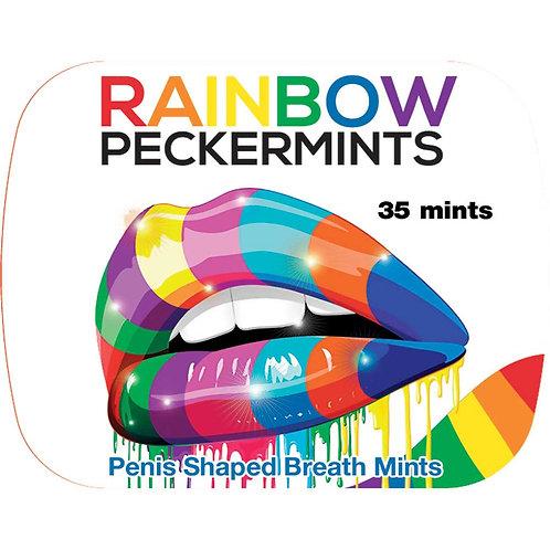 Rainbow Peckermints